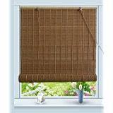 Bamboo Door Blinds Amazon Com Bamboo Blinds U0026 Shades Window Treatments Home