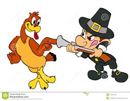 thanksgiving turkey and pilgrim royalty free stock photos image