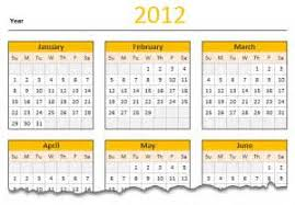 free 2012 calendar template in excel resume format for freshers