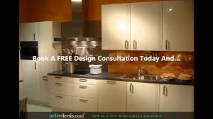cost of under cabinet lighting gloss kitchens gloss kitchen reviews at price devils youtube