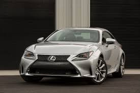 1986 lexus lexus turbocharges 2016 rc coupe adds v6 awd version too in the u s