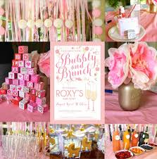 Baby Shower Brunch Ideas - baby shower brunch ideas fresh a bubbly and brunch baby shower