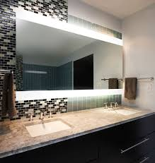 Large Bathroom Mirror With Lights Mirror Design Ideas Spectacular For Seeing Where Large Bathroom