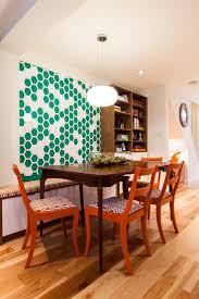dining room artwork 15 ways to dress up your dining room walls hgtv s decorating
