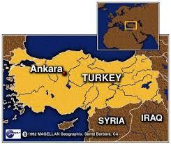 ankara on world map turkey kurdistan workers pkk denies responsibility for