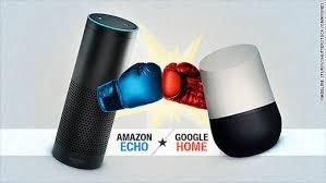 amazon home battle of the smart speakers google home vs amazon echo