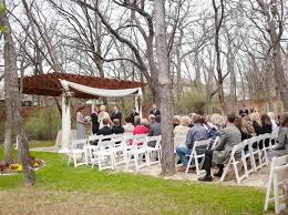 Garden Wedding Ceremony Ideas Wedding Ceremony Decor In Dallas Fort Worth