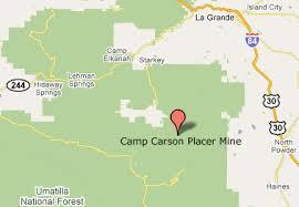 map of oregon gold mines union county oregon gold oregon gold