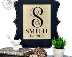 monogram wedding gifts be our guest guest room decor housewarming gift gift for