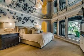 bedroom ceiling mirror this texas house has the ultimate mirrored ceiling bedroom curbed