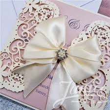 cheap wedding invitation wholesale cheap laser cut lace wedding invitations wpl0042