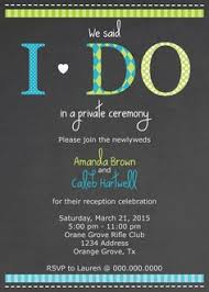 reception only invitation wording for ceremonies the reception only invite wedding