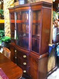mahogany china cabinet furniture mahogany china cabinet from drexel s new travis court line stylish