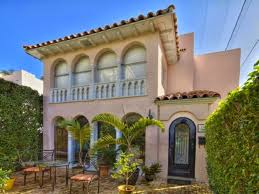 the pink homes of palm beach