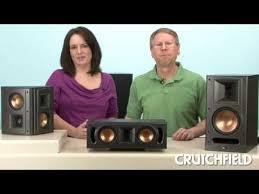 Klipsch Rb 41 Ii Bookshelf Speakers Klipsch Reference Home Speakers Review Crutchfield Video Youtube