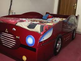 Bunk Bed Racing Car Design - Race car bunk bed