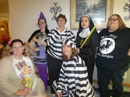 tri city halloween event halloween at piper city rehab u0026 living center petersen health