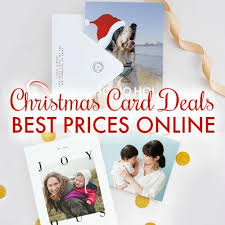 cheap christmas cards cheap christmas card deals online photo cards on sale