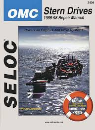 seloc omc repair manuals seloc omc service manuals