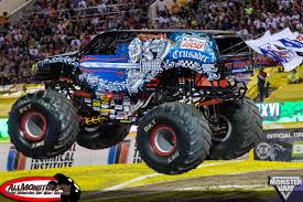grave digger the legend monster truck las vegas nevada monster jam world finals xvi racing march 27