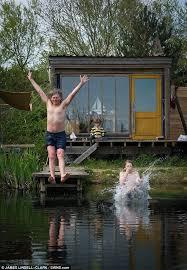 man behind britain u0027s first diy natural swimming pool inspires