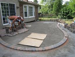 Paver Patios Cost How Much Does A Paver Patio Cost To Install Home Design Ideas