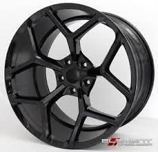 wheels camaro z28 20x9 20x10 staggered 2010 2017 chevrolet camaro z28 black
