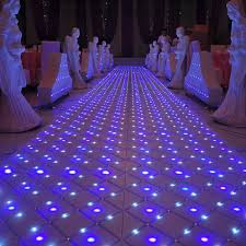 Aisle Runner Luxury Fantasy Crystal Wedding Mirror Carpet Aisle Runner T