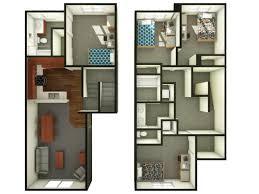 4 Bedroom Apartment by University Villas Apartments On Campus Living Santa Clara