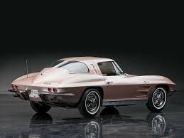 stingray corvette 1963 1963 chevrolet corvette sting auction ed s project car