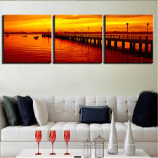 simple scenery paintings promotion shop for promotional simple