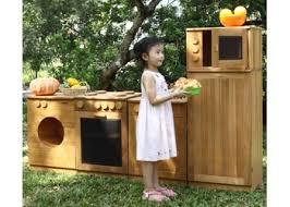 childrens wooden kitchen furniture harmony outdoor wooden kitchen set set of 5 kitchen sets