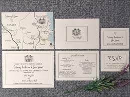 custom invitation new wedding map custom wedding map custom wedding invitation