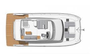 Catamaran Floor Plans by Fountaine Pajot 44 Power Catamaran New Boat Dealer