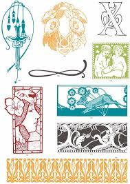 2774 printables belle epoque images art deco