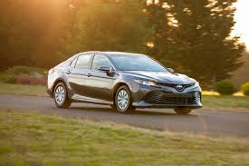 2018 toyota camry hybrid pricing for sale edmunds