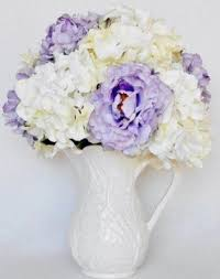 artificial hydrangea arrangement foter