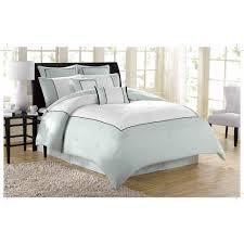 soho new york hotel 8 piece grey queen comforter set 790618028564