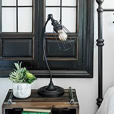 beaded edison table lamp kirklands