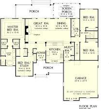 house plans with vaulted great room floor plan house plan bedroom plans story great room x floor