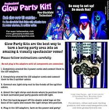 how much are black lights how to have a black light glow party during the day and why you should