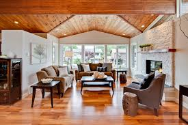 acacia wood flooring reviews living room transitional with
