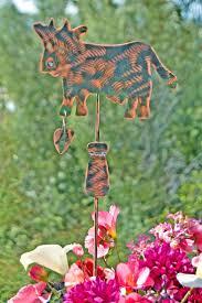 metal flower garden stakes 294 best pet memorial grave garden stakes images on pinterest
