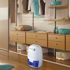 Dehumidifier Basement Amazon Com Pictek Mini Air Dehumidifiers Portable Dehumidifier