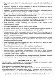 esco epa 608 study guide related keywords u0026 suggestions esco epa