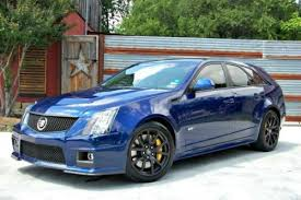 2014 cadillac cts v wagon 2014 cadillac cts v wagon 6 speed manual sold gm authority