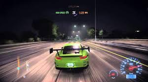 porsche 911 gt3 rs top speed need for speed 2015 porsche 911 gt3 rs top speed