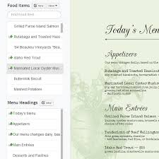 imenupro how to make a restaurant menu change your menu design