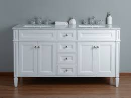 60 Inch Vanity Double Sink White Stufurhome Anastasia French 60 Inches White Double Sink Bathroom