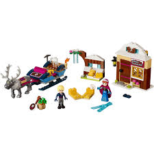 frozen power wheels sleigh lego disney frozen anna u0026 kristoff u0027s sleigh adventure 41066